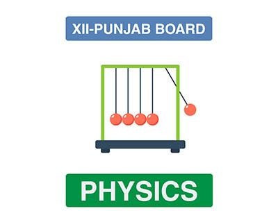 Physics - XII Second Year - Punjab Board