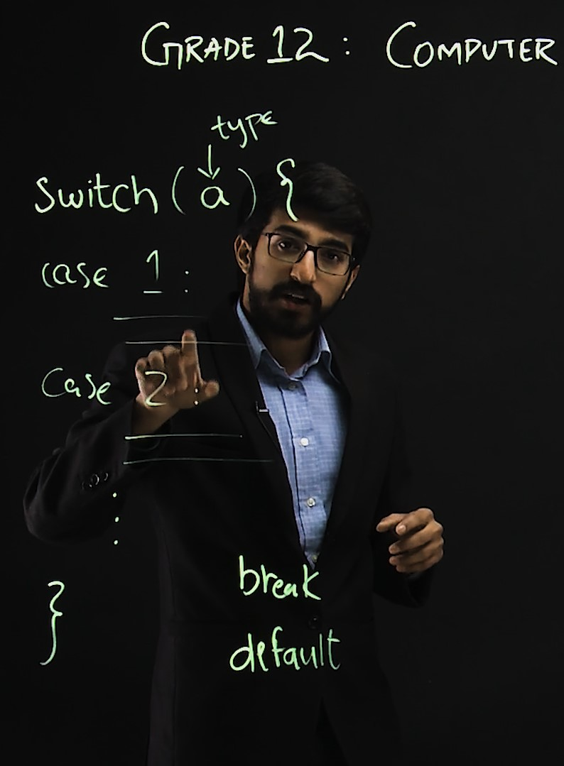 Sir. Adil Saleem Computer - XII Second Year Punjab Board