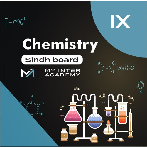 9th Class Chemistry Online Lectures | Sindh Board