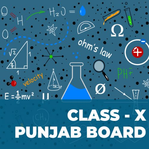 Physics-Chemistry-Maths-biology | 10th class | Punjab Board