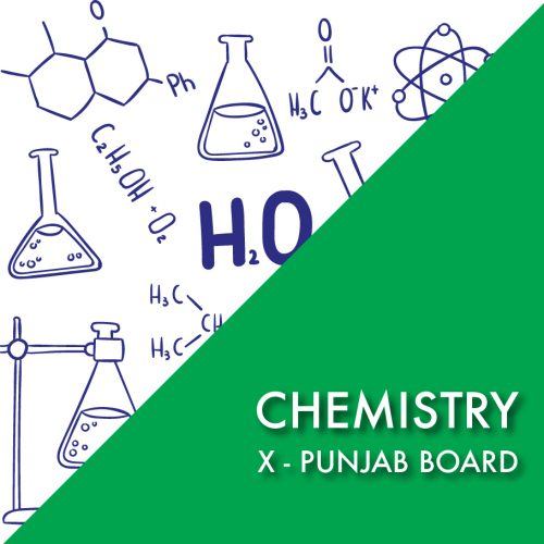 10th Class Chemistry Online Lectures | Punjab Board