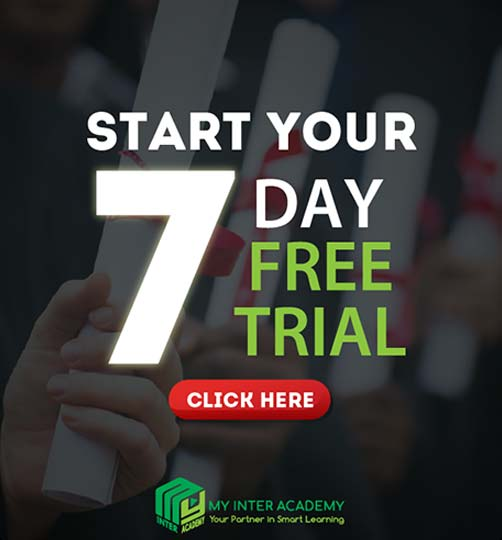 my inter academy 7 day free trial
